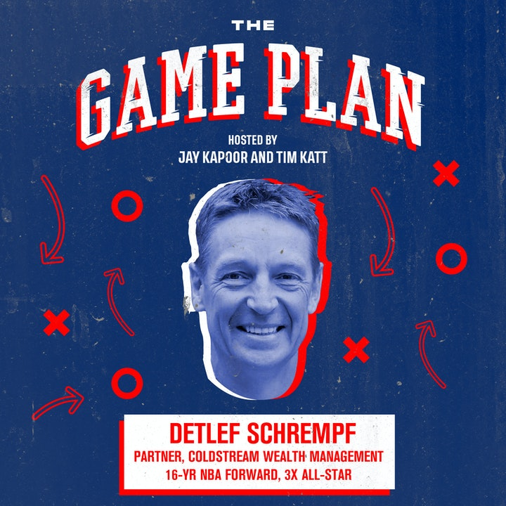 Detlef Schrempf — Seattle Supersonic Legend on Finding Success in VC & Wealth Management