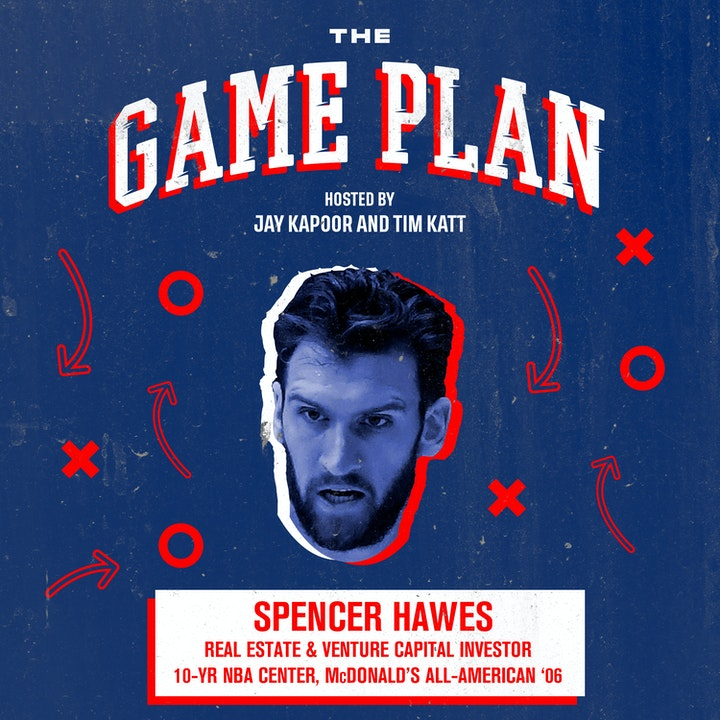 Spencer Hawes — Evolving NBA Playing Styles While Learning VC Investing Playbook
