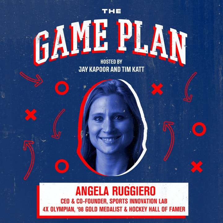 Angela Ruggiero — 4X Hockey Olympian on Lack of Independent Research in Entertainment Industry