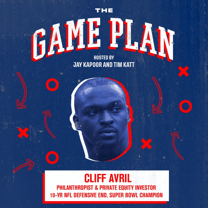 Cliff Avril - Building a Winning Team Around You As Both a Pass Rusher and Private Equity Investor