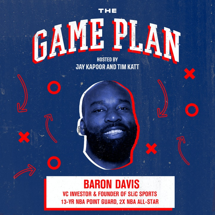 Baron Davis — NBA All-Star on Power of Athletes Owning Their Own Media Brands
