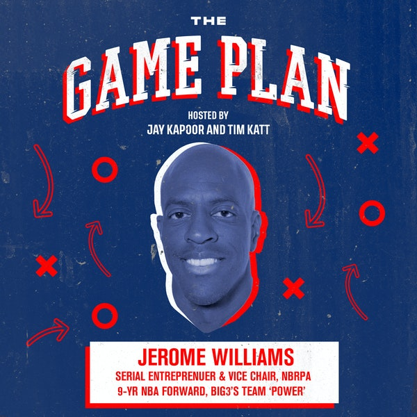 "Jerome ""Junkyard Dog"" Williams — Creating and Monetizing Intellectual Property as a Retired Player Image"
