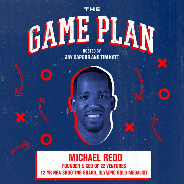 """Michael Redd — How Venture Capital & Private Equity Can """"Empower Through Economics"""""""