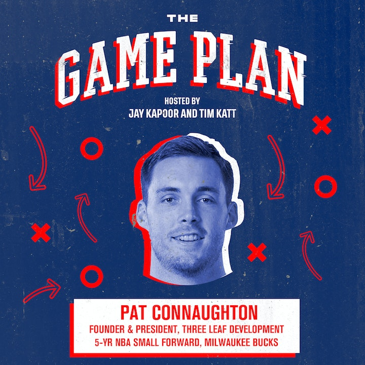 Pat Connaughton — Building Foundations for a Real Estate Development Career after the NBA