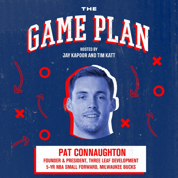Pat Connaughton — Building Foundations for a Real Estate Development Career after the NBA Image