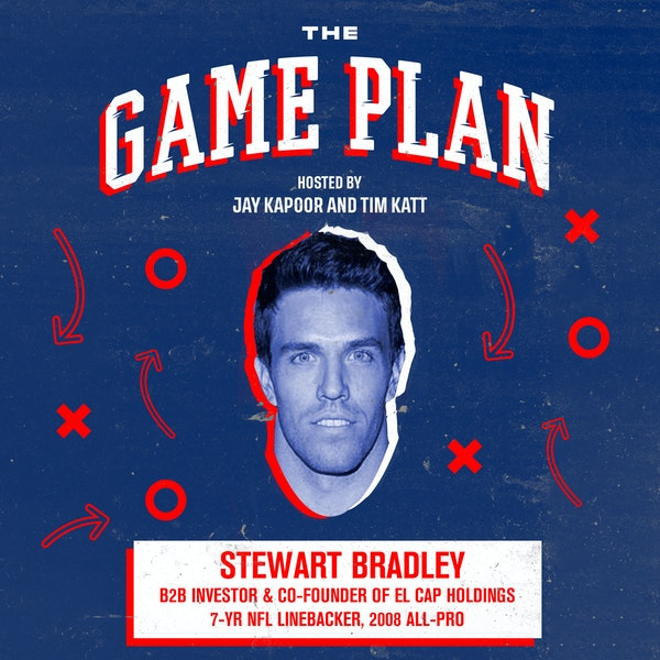 Stewart Bradley — NFL Linebacker turned B2B-Investor Shares Alternatives to Venture Capital
