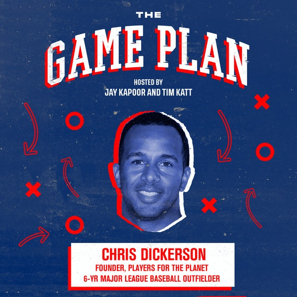 Chris Dickerson — Combating Climate Change and Inspiring Environmental Justice via Players for The Planet Image