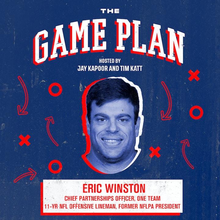 Eric Winston — Blocking & Tackling of Negotiating the CBA as NFLPA President