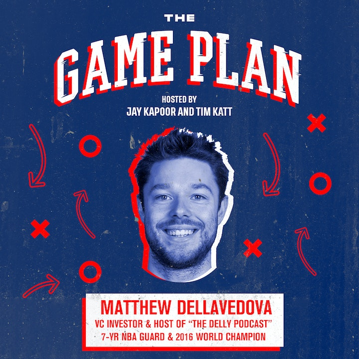 Episode image for Matthew Dellavedova — Lessons from Investing in Venture Capital, Angel Syndicates, and Trading Cards