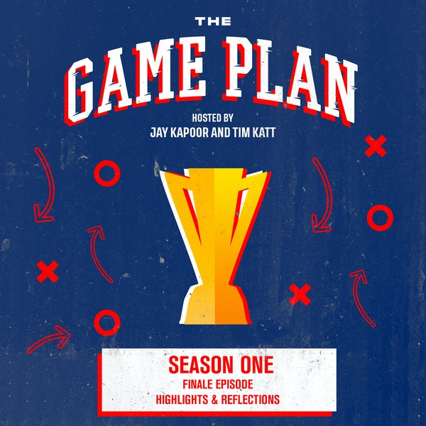 Season 1 Finale — The Game Plan: Greatest Hits Image