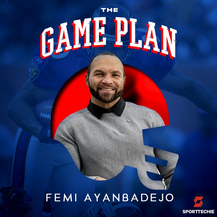 Femi Ayanbadejo — Leveraging NASA Technology to Personalize Your Fitness and Maximize Performance via HealthReel