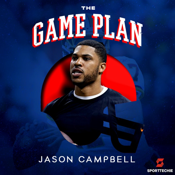 Jason Campbell — How Former Quarterback Found Himself Again After NFL Retirement