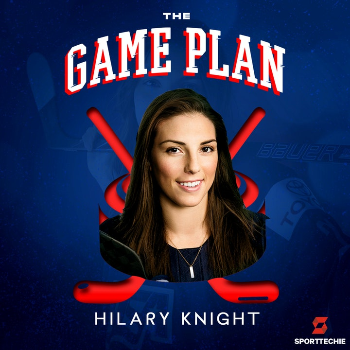 Hilary Knight — How This Olympic Gold Medalist Is Building a Sustainable Future for US Women's Hockey