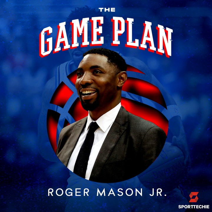 Roger Mason Jr. — How this NBA Veteran–Turned–Entrepreneur Uses Content to Empower Athletes On–and–Off The Court