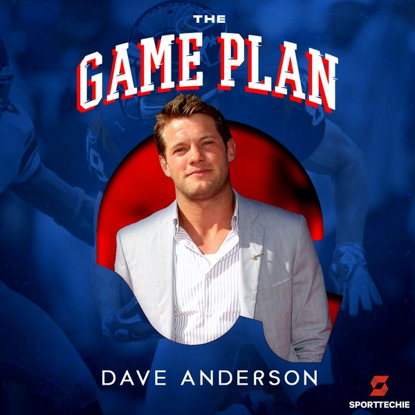 """Dave Anderson — How Former NFL Wideout Turns Data Analytics into """"Ballspeak"""" as CEO of Breakaway Data"""