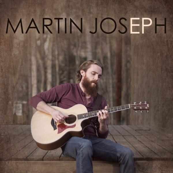 "Episode 17: Martin Joseph recorded live outside at "" The Bird's Nest"" aka my gazebo Image"