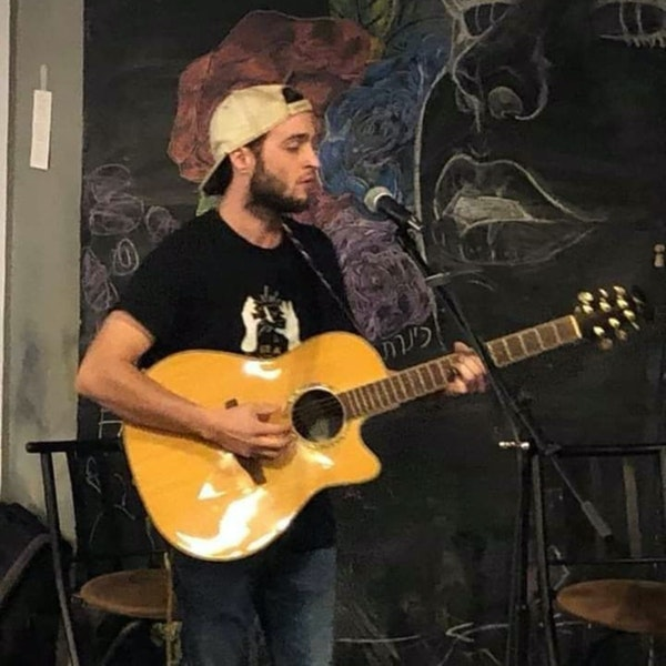 Episode 22; Seth Selewski live from Open mic at the Oakhouse in Canton Image