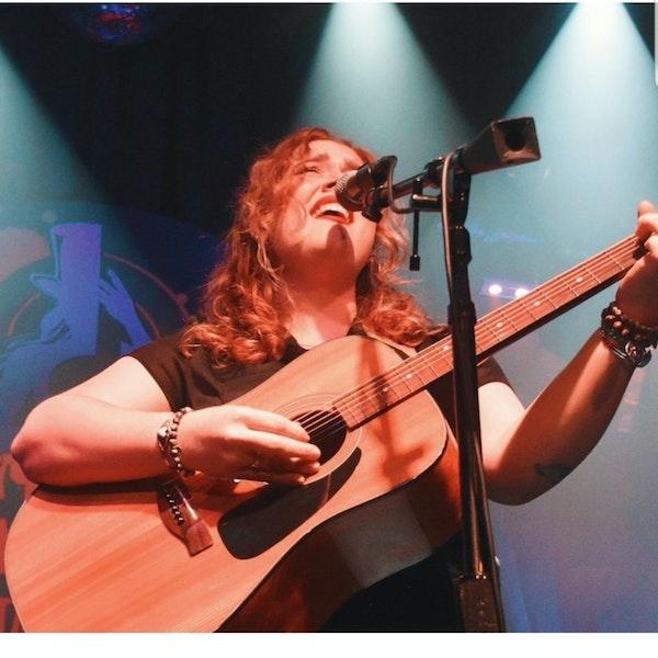 "Amanda Roark live from the ""Bird's Nest"" Image"