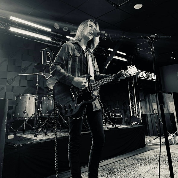 "Garrett Wheeler live from ""The Bird's Nest"" Image"