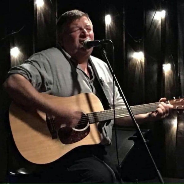 """Russ Lacasse live from """" The Bird's Nest"""" Image"""