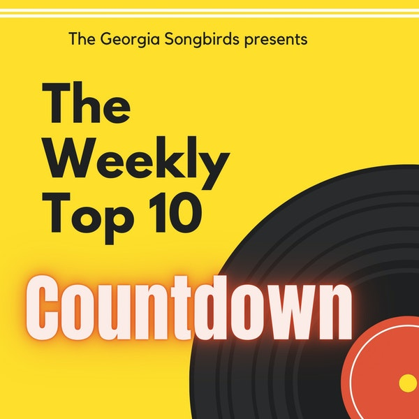 The Georgia Songbirds Weekly Top 10 Countdown Week 13 Image