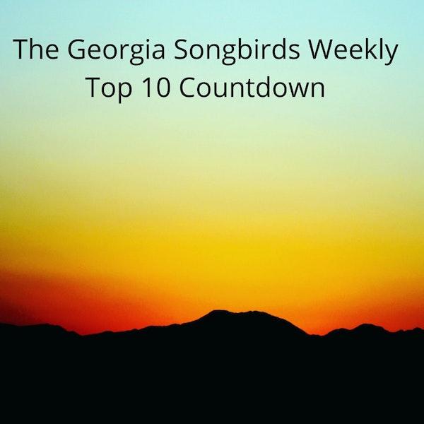 The Georgia Songbirds Weekly Top 10 Countdown Week 24 Image