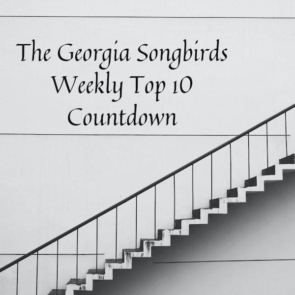 The Georgia Songbirds Weekly Top 10 Countdown Week 26 Image