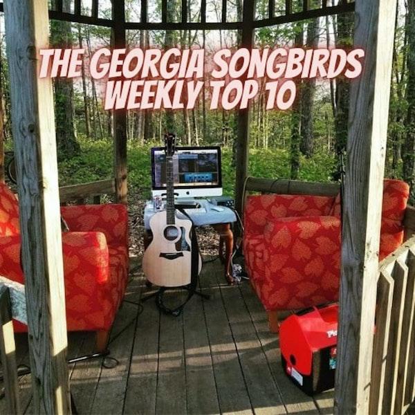The Georgia Songbirds Weekly Top 10 Countdown Week 27 Image