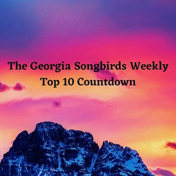 The Georgia Songbirds Weekly Top 10 Countdown Week 28 Image