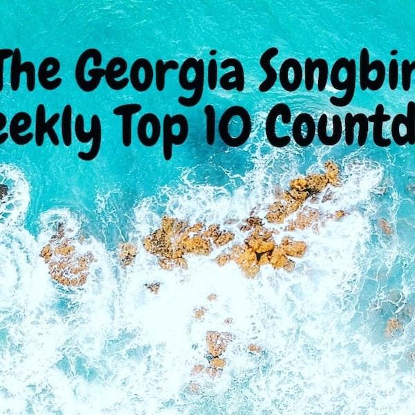 The Georgia Songbirds Weekly Top 10 Countdown Week 32 Image