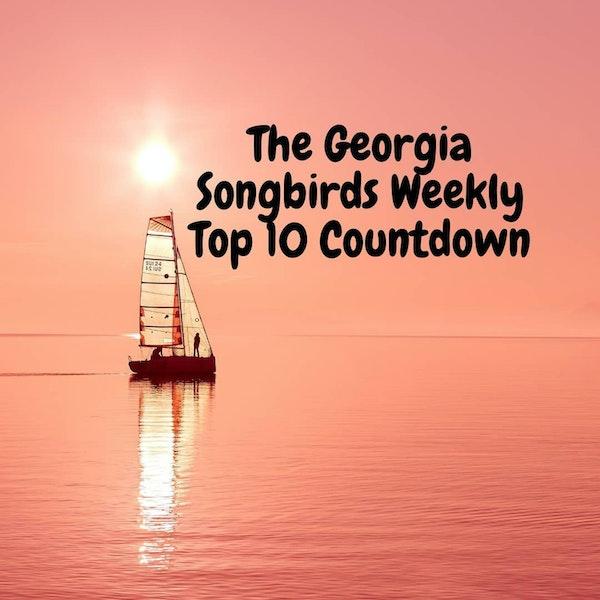 The Georgia Songbirds Weekly Top 10 Countdown Week 33 Image