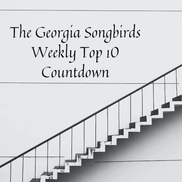 The Georgia Songbirds Weekly Top 10 Countdown Week 35 Image