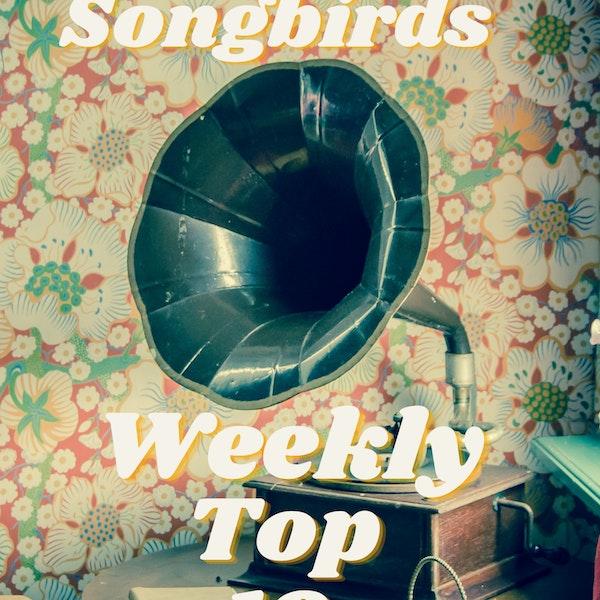 The Georgia Songbirds Weekly Top 10 Countdown Week 43 Image