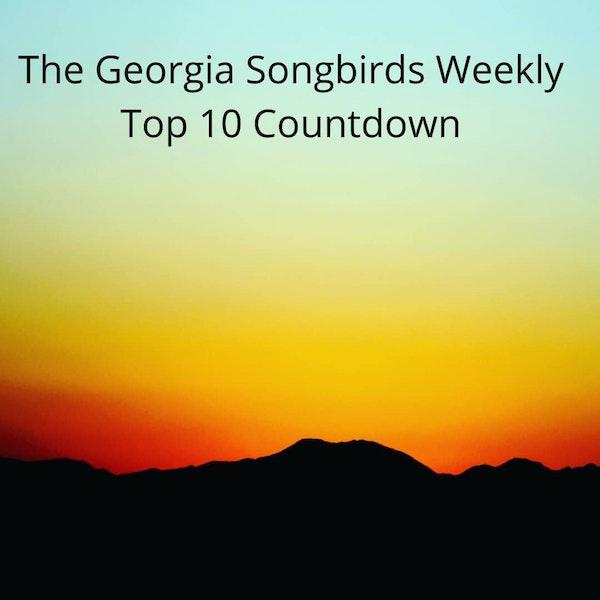 The Georgia Songbirds Weekly Top 10 Countdown Week 48 Image