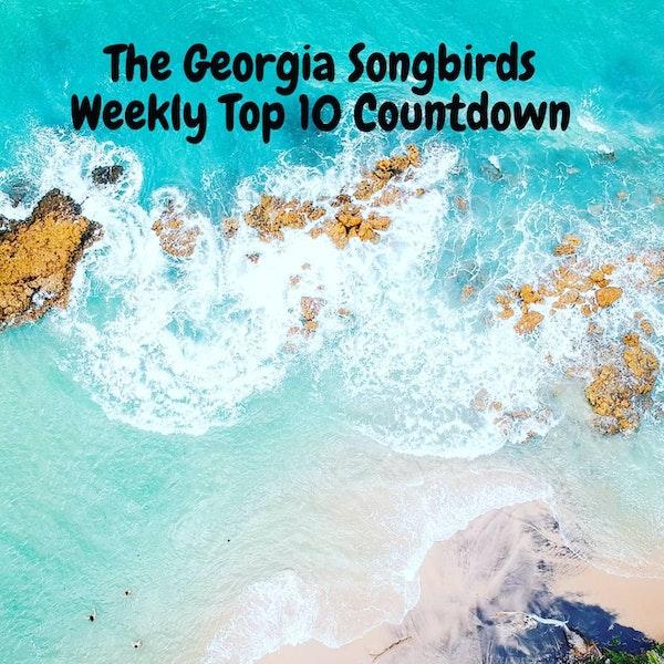 The Georgia Songbirds Weekly Top 10 Countdown Week 50 Image