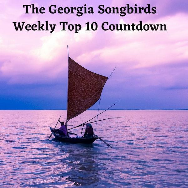 The Georgia Songbirds Weekly Top 10 Week 55 Image