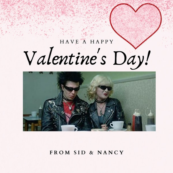 LOVE, SID & NANCY Image