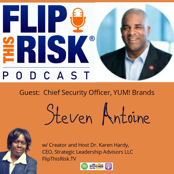 Interview with Steven Antione, Chief Security Officer, YUM! Brands Image