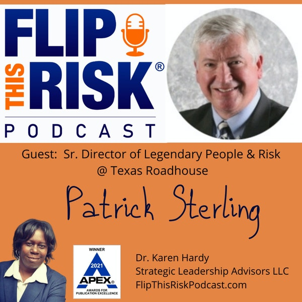Interview with Patrick Sterling, Senior Director of Legendary People and Risk, Texas Roadhouse Image