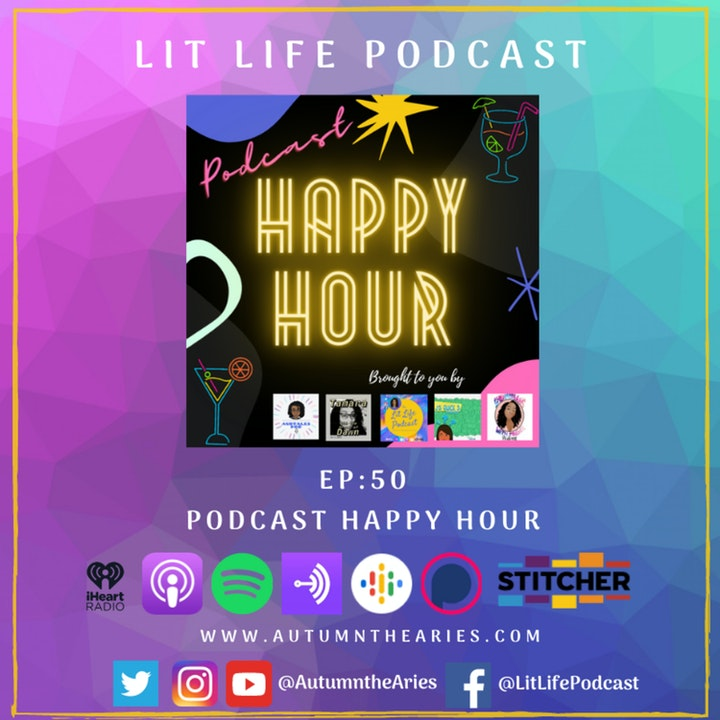 EP 50: #PodcastHappyHour
