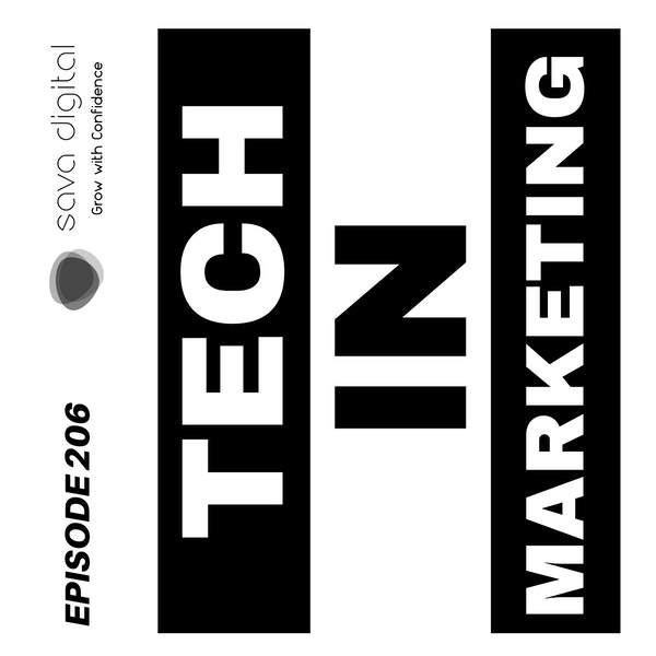 EP 206 : How efficient is AI in Content Marketing ? Image