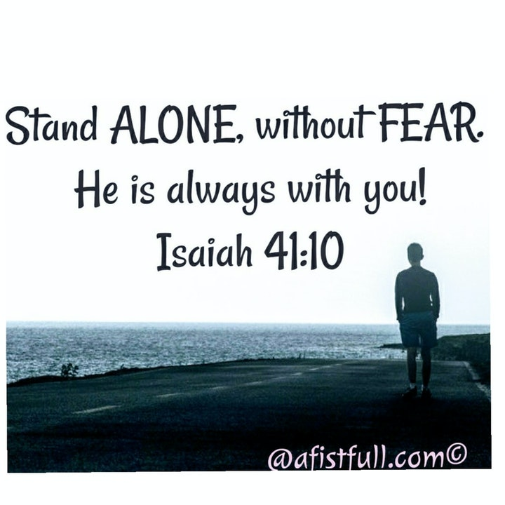 S1: Ep 5 ~ Be BOLD! Stand alone, without FEAR!
