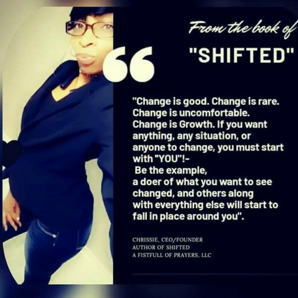 S1: Ep 9- Change is better with GOD!!