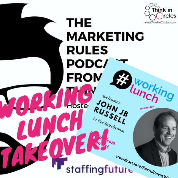 Working Lunch takeover with John JB Russell Image