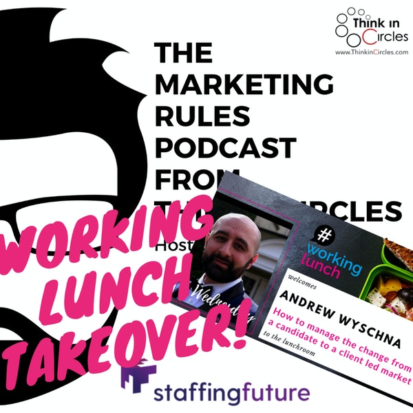Working Lunch takeover with Andrew Wyschna Image