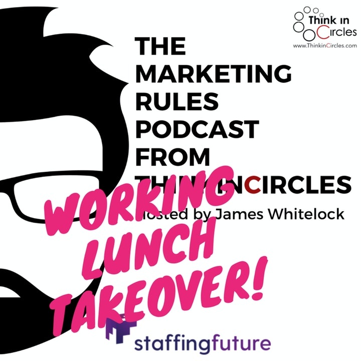 Working Lunch takeover with Erika Clifford