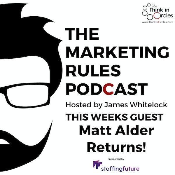 Matt Alder Returns to discuss Marketing Automation Image