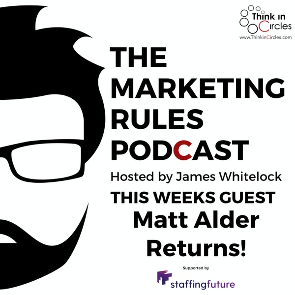 Matt Alder Returns to discuss Marketing Automation Image