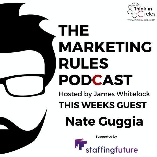 Employer branding with Nate Guggia Image