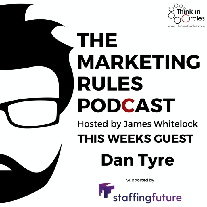Inbound marketing with Dan Tyre from HubSpot